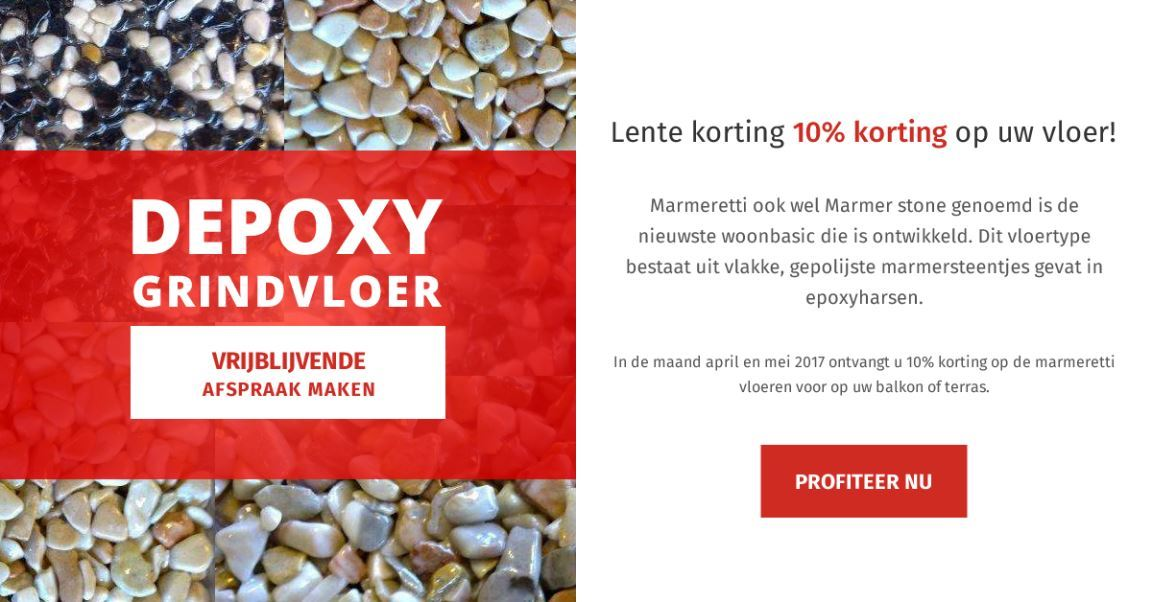 Depoxy-advertentie